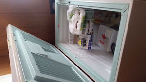 Large Kenmore deep freezer for trade or $100