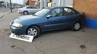 2001 Nissan Sentra  prive montreal nord