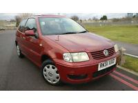 2001 51 Volkswagen Polo 1.4 SE Automatic +++PART EXCHANGE TO CLEAR+++