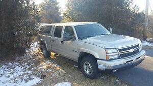 2006 Chevrolet Silverado 1500 crewcab Pickup Truck