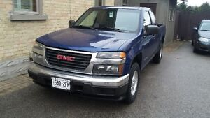 2005 GMC Canyon SL Z85 Pickup Truck