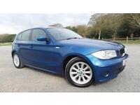 2005 55 BMW 1 SERIES 2.0 120D ES 5D 161 BHP DIESEL