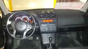 Nissan altima 2012  with 2.5L engine