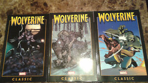 Wolverine - Classic Volumes 1-3