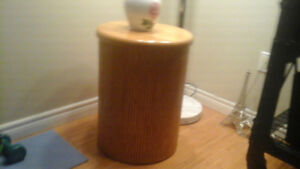 End lamp table