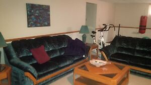 Fully Furnished Suite - Private Entrance - Garage Spot - $1,000 Regina Regina Area image 2
