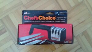 Chef Choice angle Select Knife 4623 Sharpener