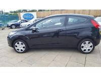 2009 (59) FORD FIESTA 1.25 ( 82ps) STYLE +,A/C, 12 MONTHS MOT