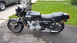 KAWASAKI KZ 1300 FOR SALE $ 8000 OR TRADE BIKE IS IN GREAT SHAPE