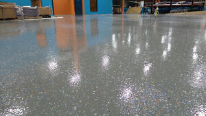 Polished Concrete, Epoxy Flooring Industrial, Commercial, Instit London Ontario image 6