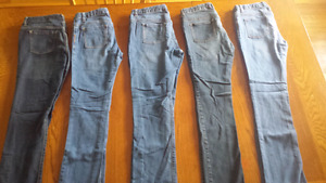 Old Navy Jeans lot Girls size 14 $20.00