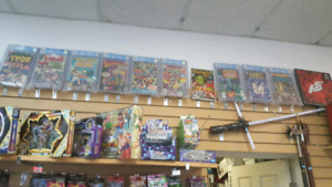 Thousands of comics for sale $2 and up p market games