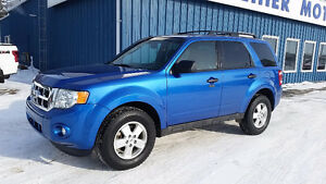 SOLD!!!!!!!!    2011 Ford Escape XLT 4x4 V-6 SUV, Crossover