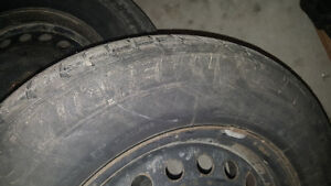 michelin ice 215 70 16 on steeles Kitchener / Waterloo Kitchener Area image 2
