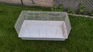 Rabbit cage and transporter