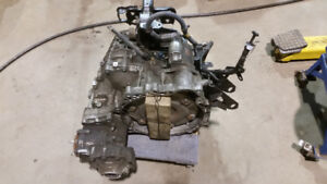 Automatic transmission and transfer case for 2007 Toyota Rav 4