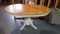 Oval Dining Table - Very Good Condition