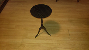Petite table rond