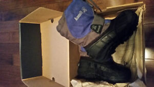 Like new Kamik Winter Boots- size T8.