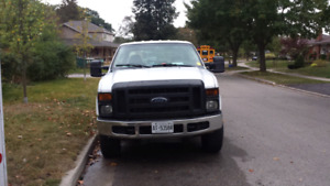 2008 F250 suterduty  4x4 certified   and etested