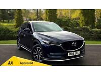 2018 Mazda CX-5 2.2d (175) Sport Nav 5dr AWD Automatic Diesel Estate