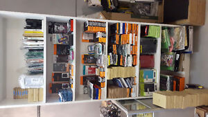 NEW cell phone and tablet cases and screen protectors