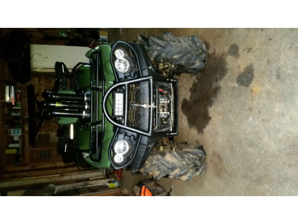 Used 2012 Kawasaki Brute force 650i