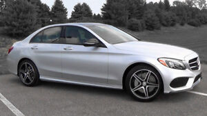 2016 Mercedes-Benz 300-Series Sedan