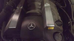 2003 Mercedes Benz ML55 - Engine
