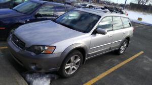2005 Subaru Outback 3.0 R