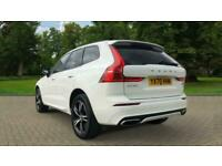 Volvo XC60 T8 AWD Plug In Hybrid R Design Auto 4x4 Petrol/Electric Automatic