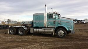 """Pre Emission Kenworth T800 With wet kit and 4"""" T&E pump"""