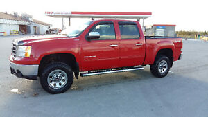2013 GMC Truck with 4 inch lift
