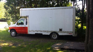 Looking to trade E-350 17' U-haul Truck for a sportster