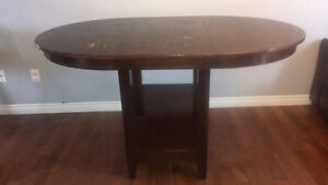 Kitchen/ Dining table with chair