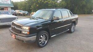 Chevrolet Avalanche 4X4 * FULLY LOADED ** 22 INCH WHEELS $10995
