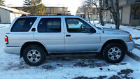 2002 Nissan Pathfinder SUV, Crossover need to be gone ASAP