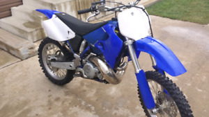 Very nice YZ 250 for sale/trade