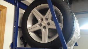 Camaro Rims and Goodrich TA all season tires Kitchener / Waterloo Kitchener Area image 1
