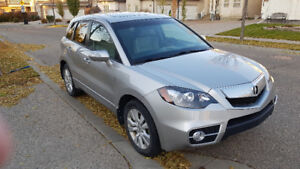 2012 Acura RDX SH-AWD Technology Package