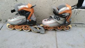 Firefly - Men's size 9  Rollerblades