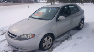 2006 Chevy Optra $1000