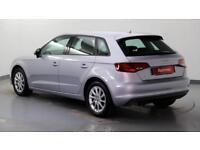 2015 Audi A3 1.4 T FSI SE S Tronic Petrol silver Automatic