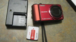 Sony Cyber-shot DSC-H70 16.1MP with 10x Optical zoom