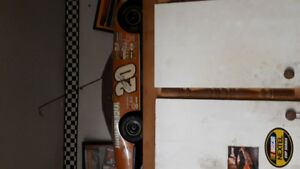 Signed by Tony Stewart, never used remote control car