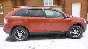2007 Ford Edge AWD SUV, Crossover   WARRANTY AVAILABLE