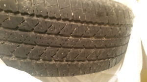 All season tires for sale!