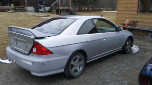 Looking for 04-05 si parts