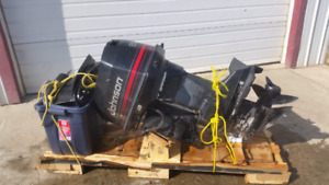 90 Hp Johnson Outboard | Kijiji - Buy, Sell & Save with Canada's #1