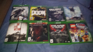 Trading/selling Xbox one games